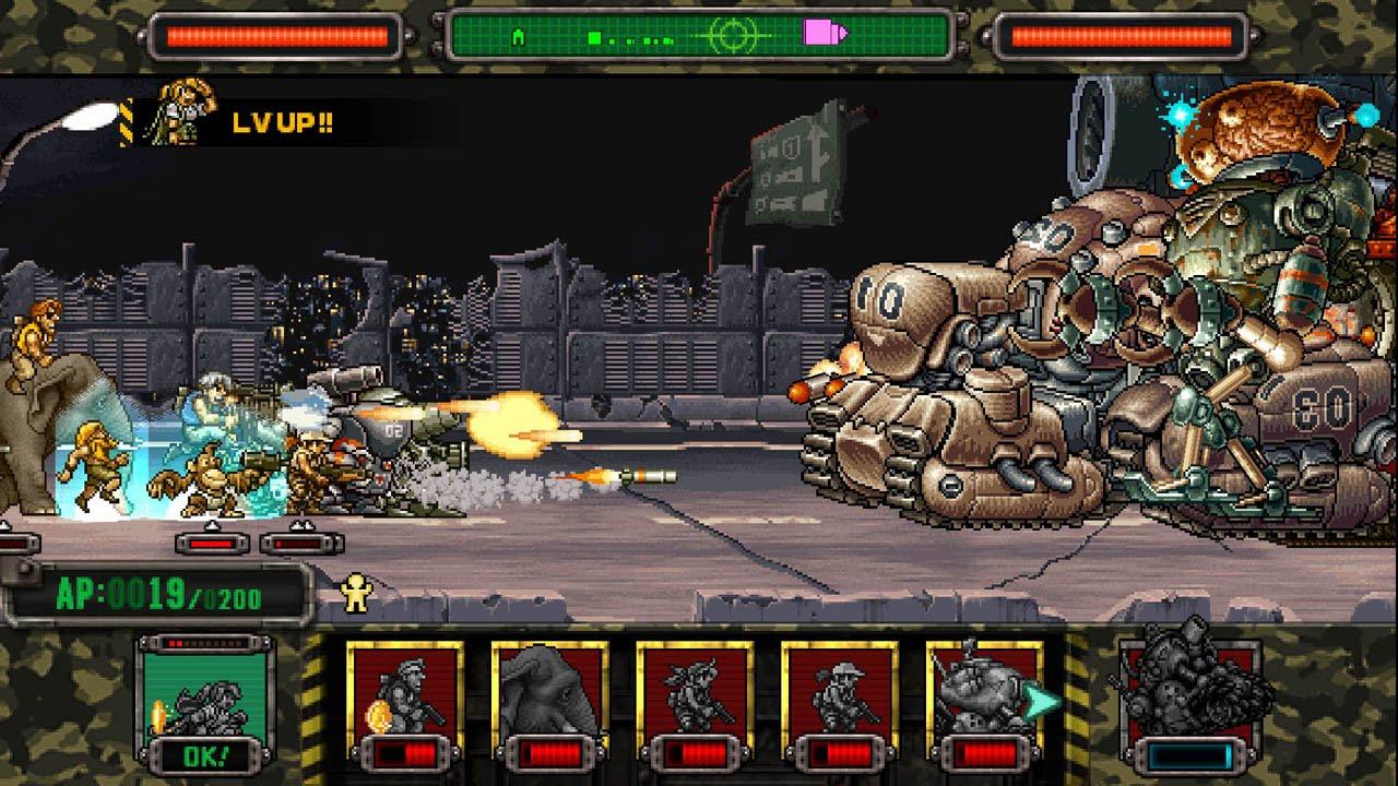 metal slug attack