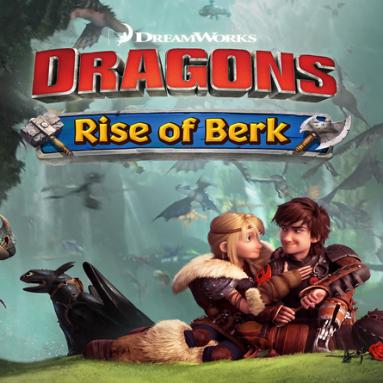 Dragons Rise of Berk APK version 1.32.17