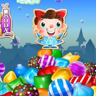Candy Crush Saga APK Version 1.119.1.1