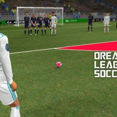 Dream League Soccer 2018 APK Version Version 5.04