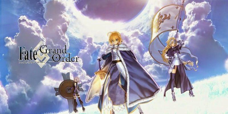 Fate/Grand Order (English) APK Version 1.11.0