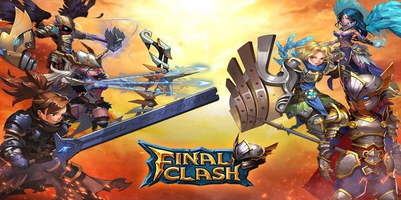 Final Clash: 3D FANTASY MMORPG APK