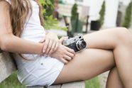 Creative oldschool camera