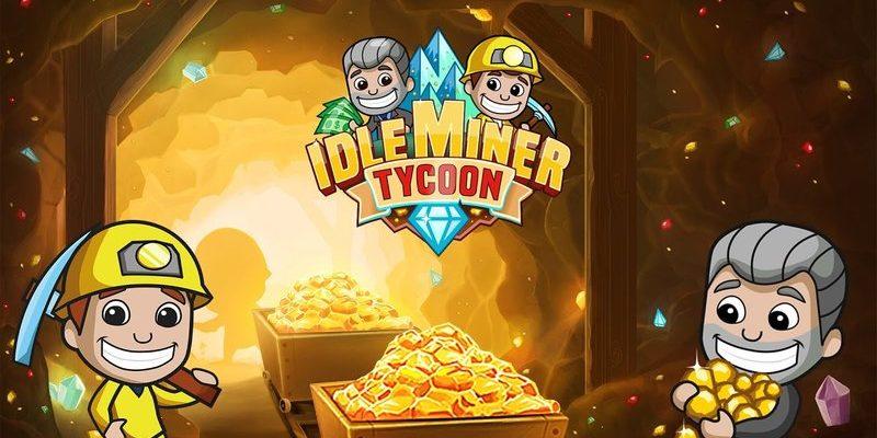 Idle Miner Tycoon APK Version 1.51.1