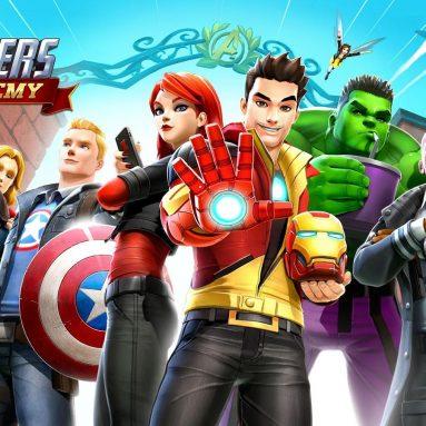 Marvel Avengers Academy APK Version 2.0.0