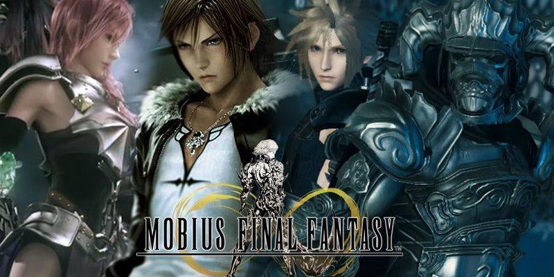 MOBIUS FINAL FANTASY APK Version 1.5.121