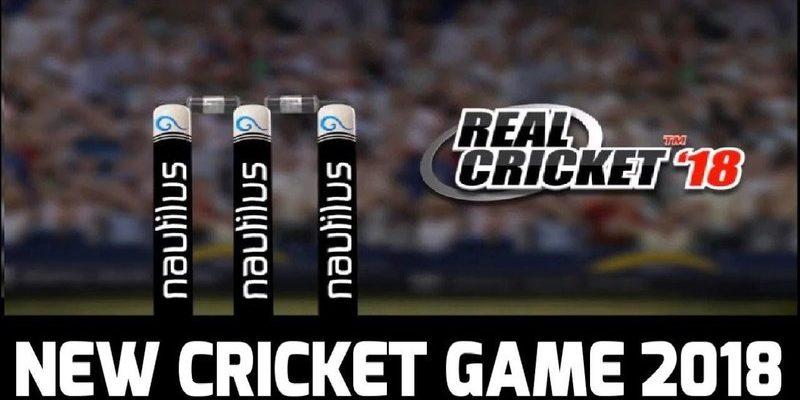 Real Cricket 18 APK Version 1.0