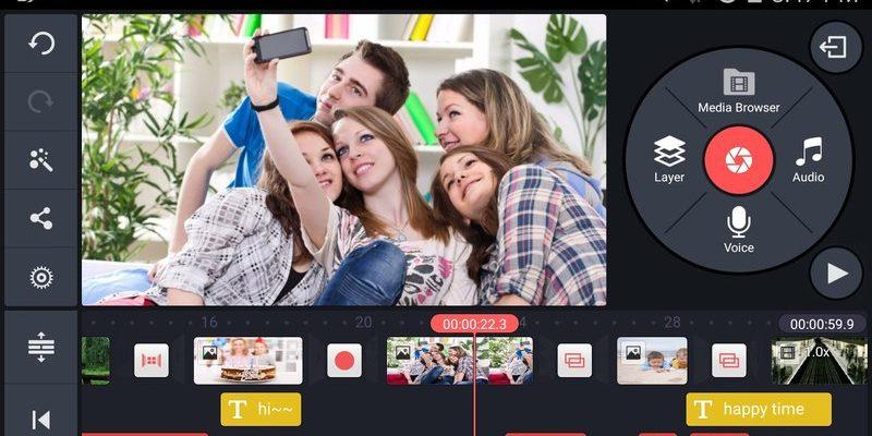 KineMaster 4.2.5 – Pro Video Editor Free APK Download