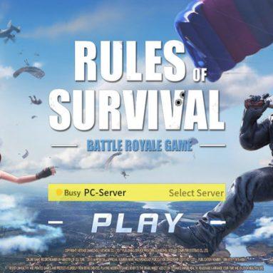 Rules of Survival APK Version 1.133051.134916