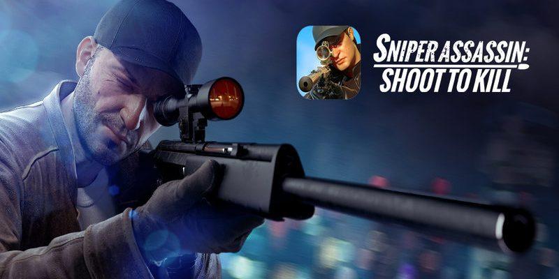 Sniper 3D Assassin : Gun Shooter Mod 2.8.2