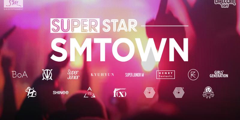 SuperStar SMTOWN APK Version 2.3.7