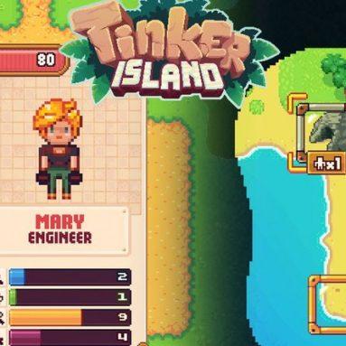 Tinker Island APK Version 1.4.08