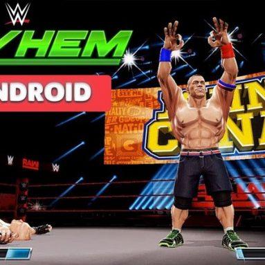 WWE Mayhem APK Version 1.3.23